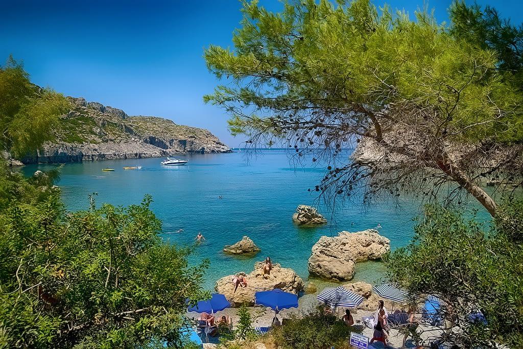Anthony Quinn beach