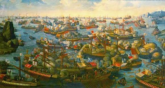 Battle of Lepanto (Nafpaktos)