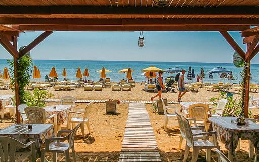 Agatha beach, Rhodos