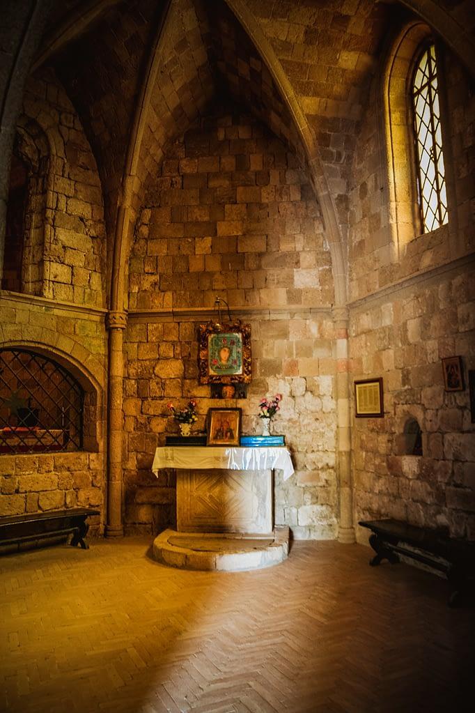 Filerimos Church